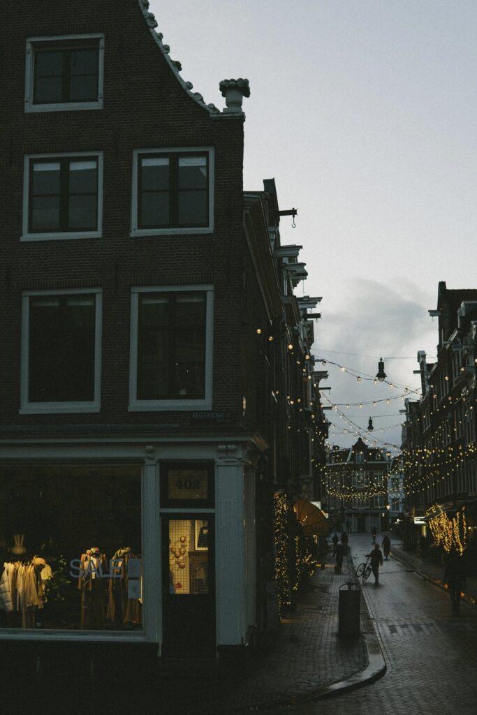 9 straatjes Amsterdam evening strolls