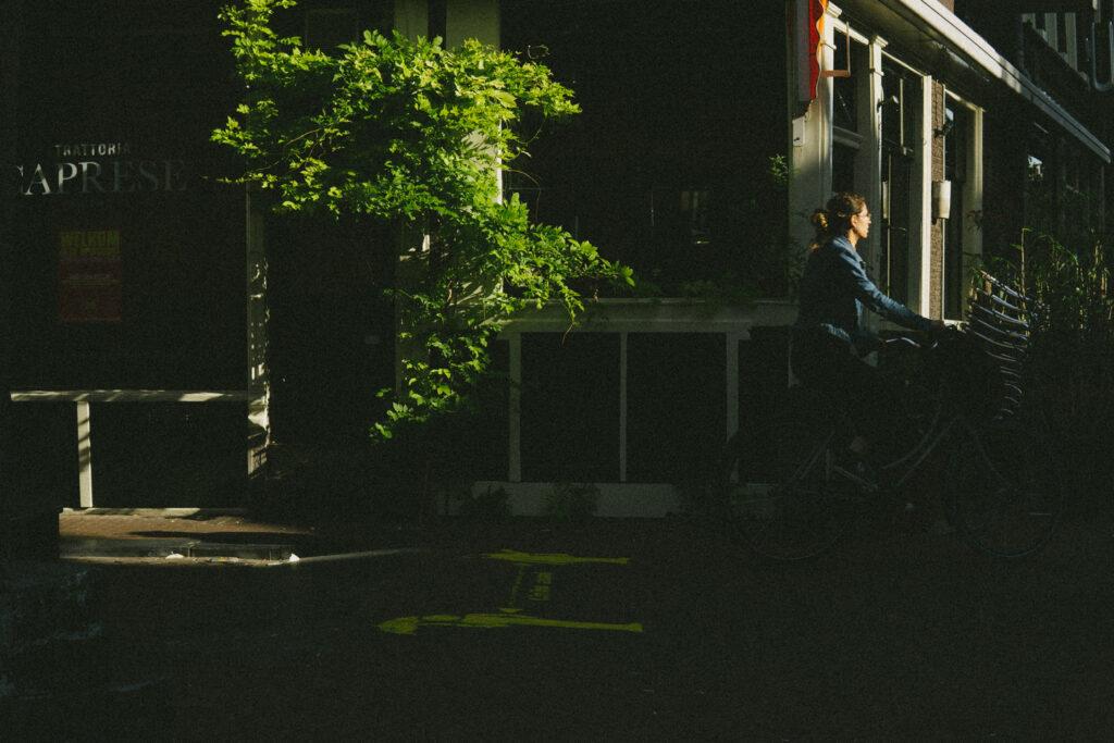 Summer in Amsterdam, Caprese tratoria