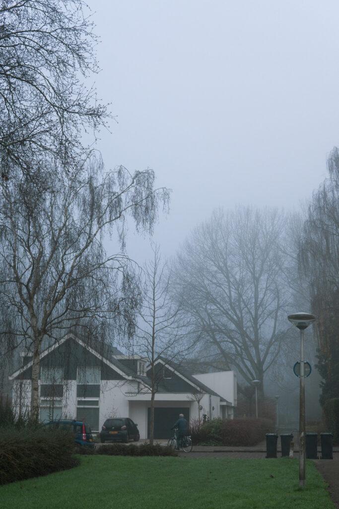 fog sounds, foggy Amsterdam