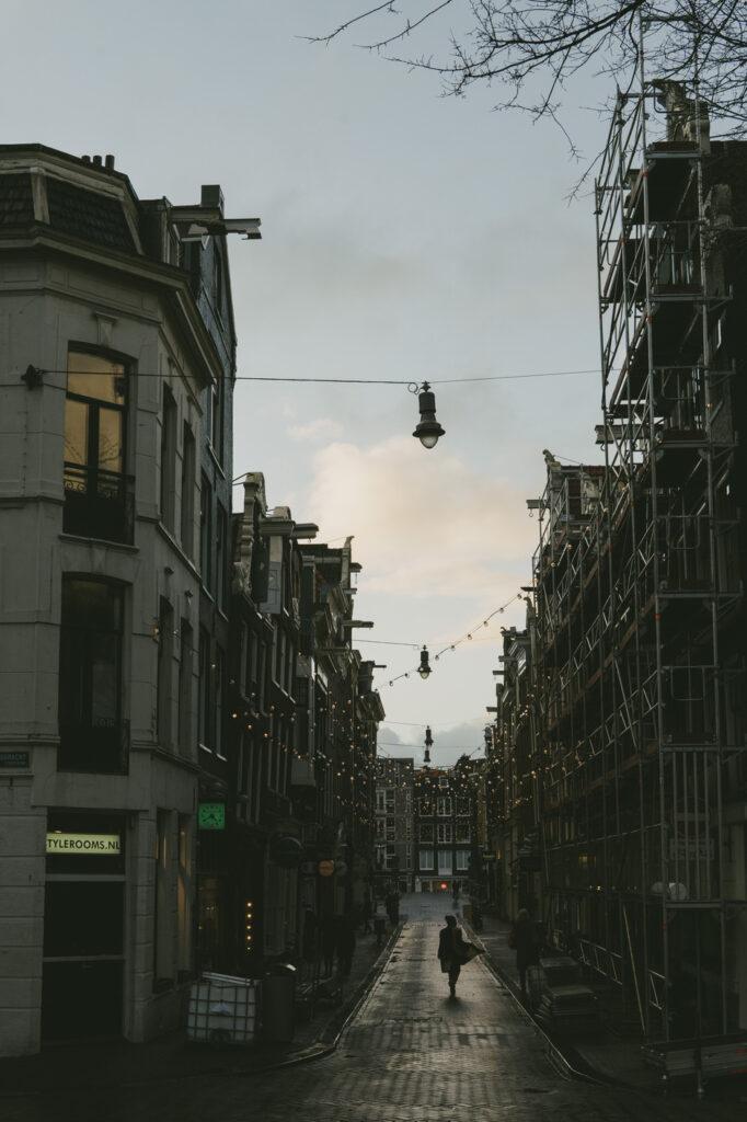 freedom walks, Amsterdam Jordaan