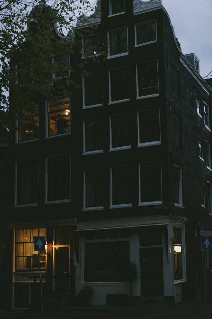 neighbour in Amsterdam