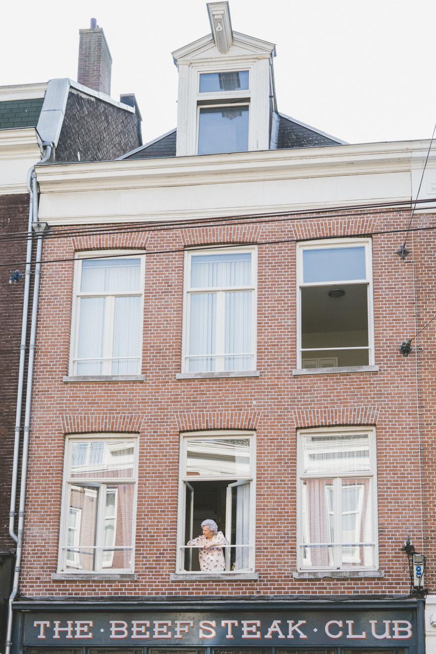the beefsteak club queen Amsterdam, Ferdinand Bolstraat