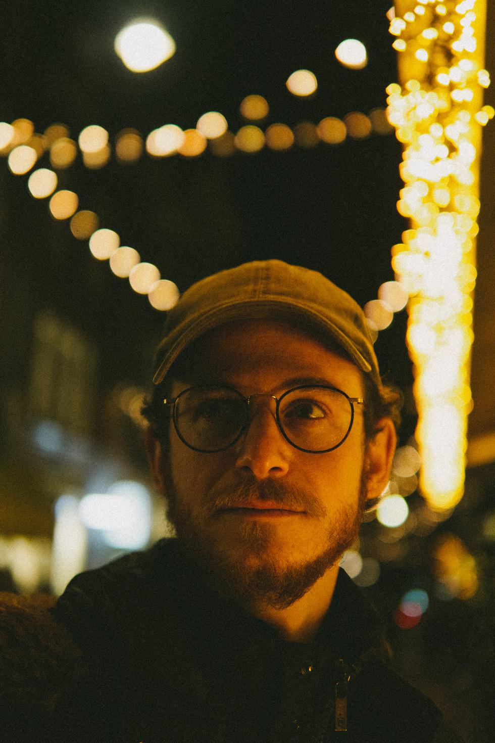 Aaron Vodovoz in Amsterdam, 2