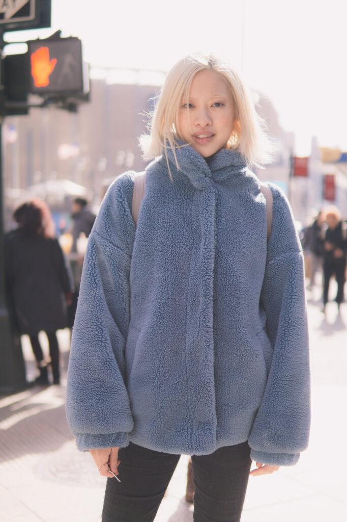 Beautiful Angel in NYC, 3