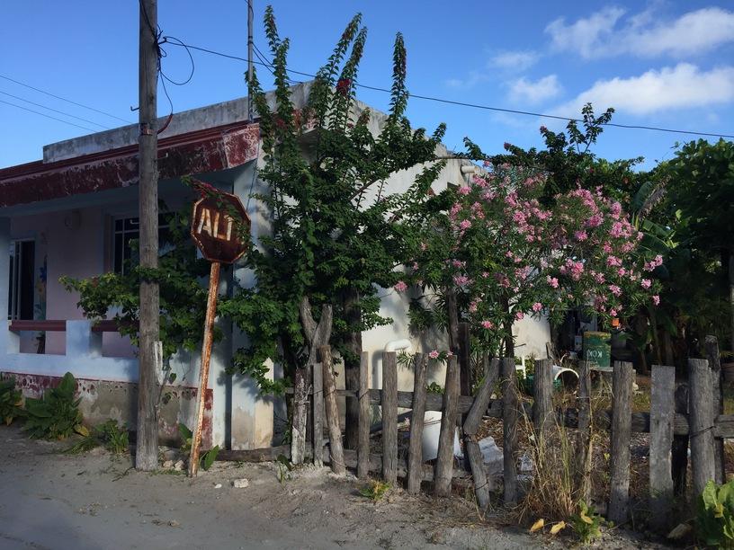 Caribbean village bliss