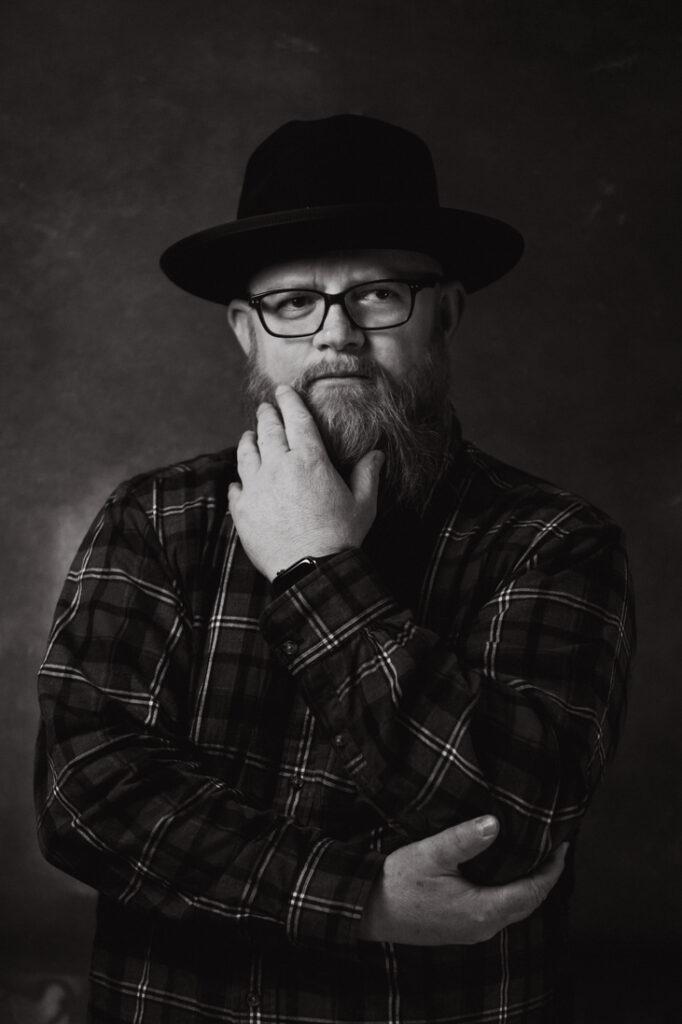 Photographer Walter Van Dusen