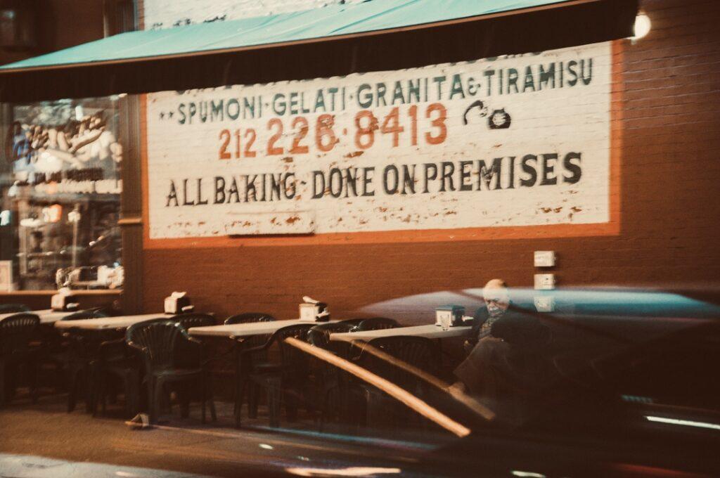 gelati tiramisu New York