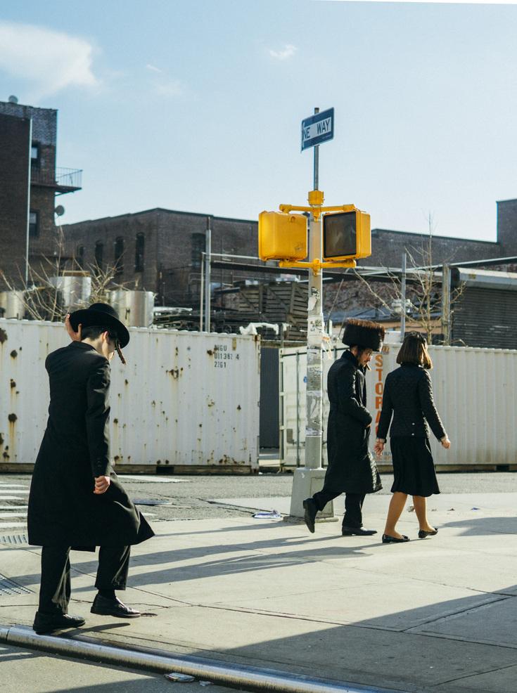 hasids in Williamsburg