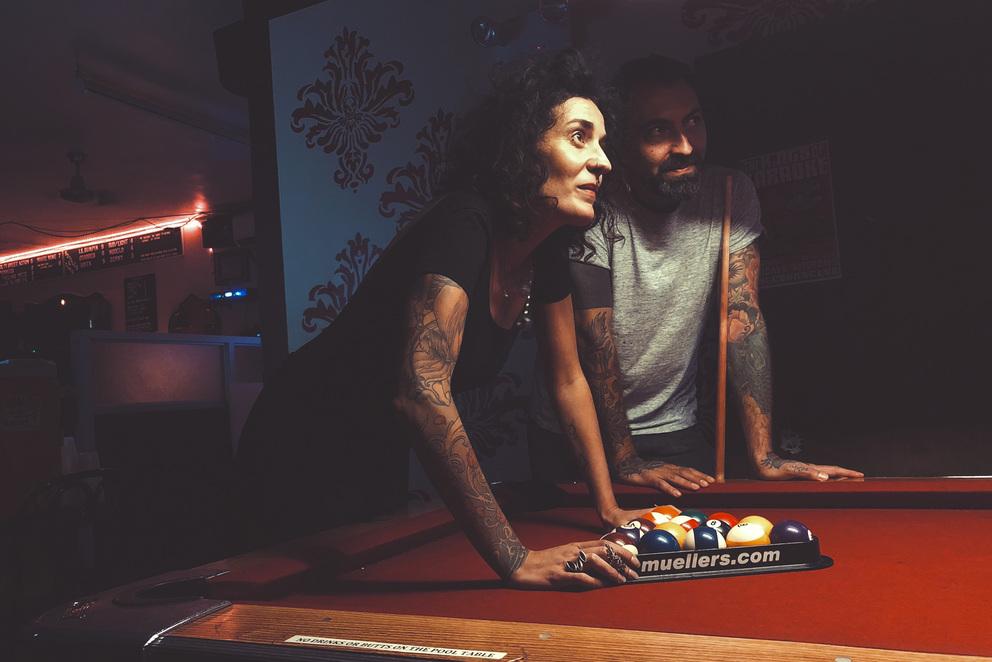 Snooker nights