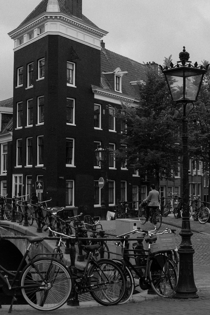 that 50's feel in Amsterdam