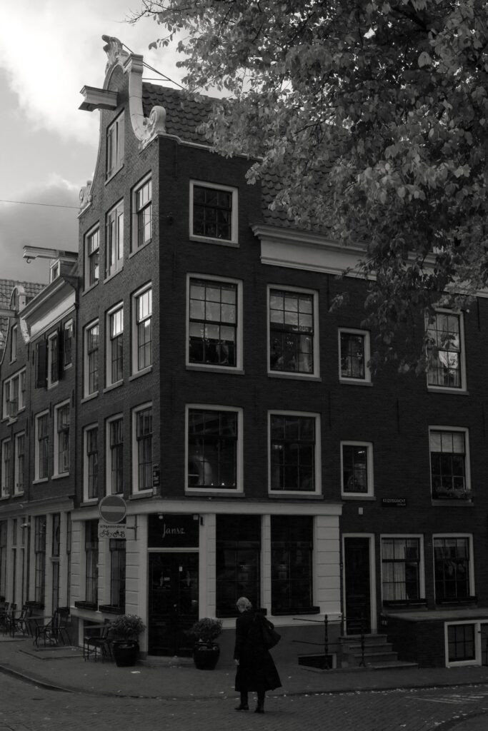 Amsterdam walks