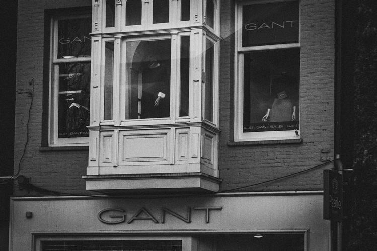 Gant and its posse