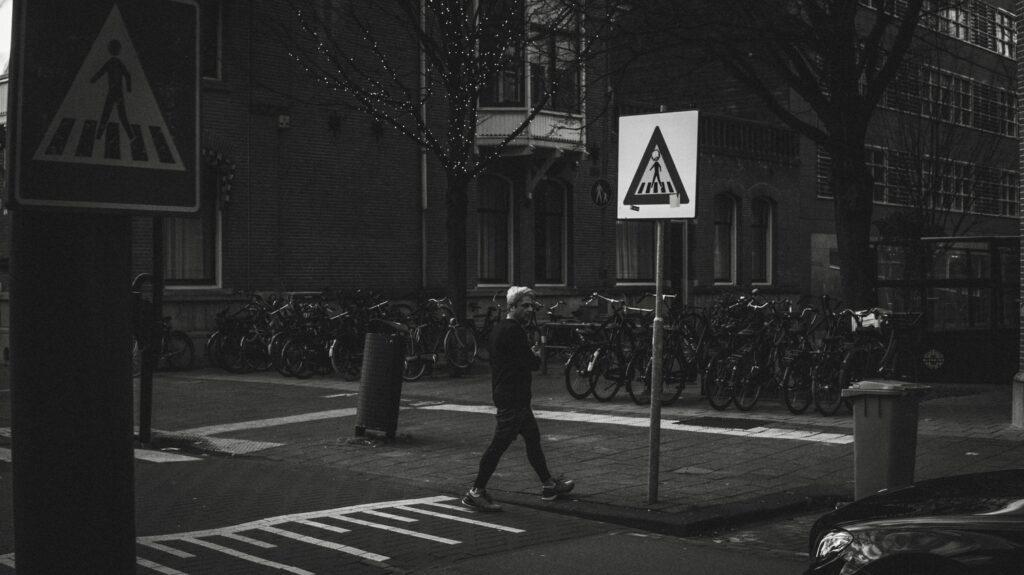cross those roads